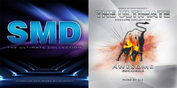 World Of Rave Compilation Albums