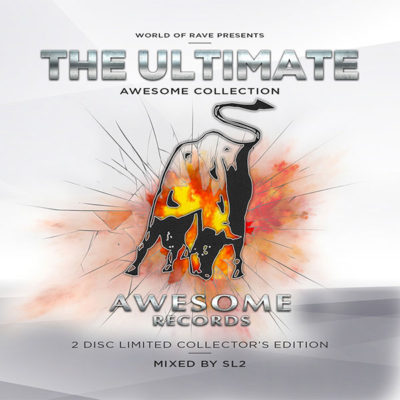 The Ultimate Awesome Collection-Cover